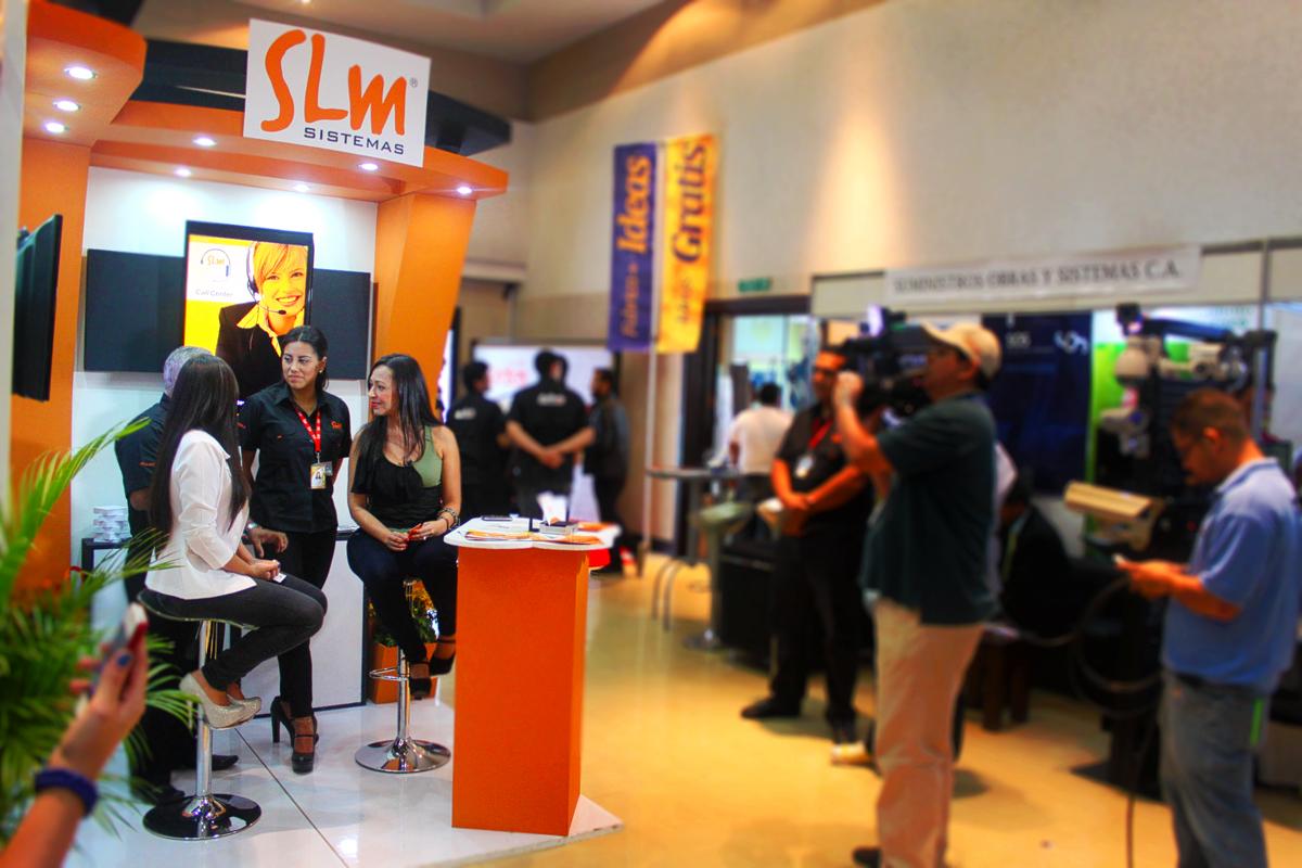 Rueda de prensa SLM